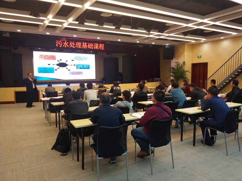 深圳地铁工业废水处理工国家职业资格证鉴定考核圆满结束